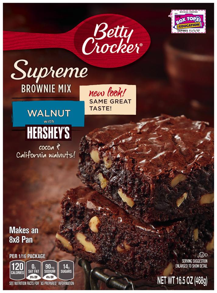Betty Crocker Supreme Brownie