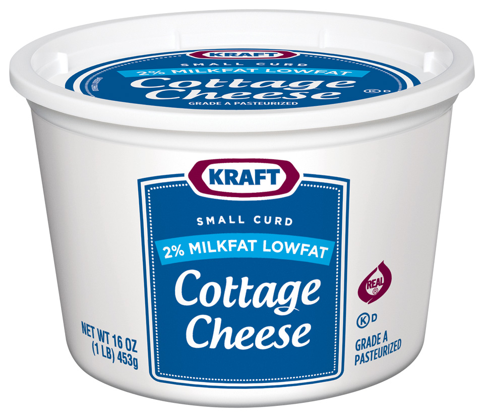 how to eat cottage cheese plain