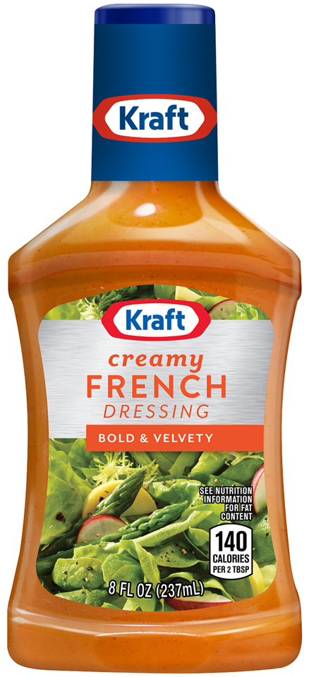 Creamy French Dressing Recipes — Dishmaps
