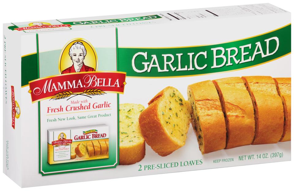 EWG's Food Scores | Frozen Bread - Garlic Bread Products Garlic Bread Brands