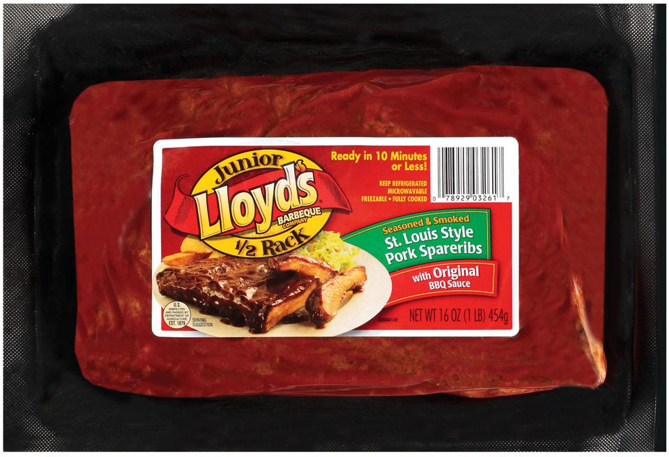 Lloyd's Barbeque Pork
