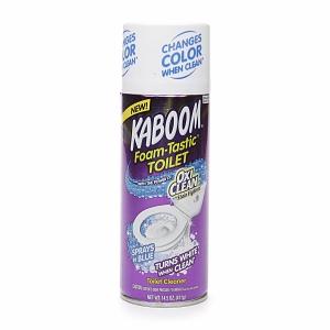 Ewg S Guide To Healthy Cleaning Kaboom Foam Tastic
