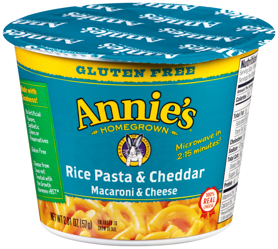 EWG\'s Food Scores | Pasta Dinners - Mac & Cheese Products