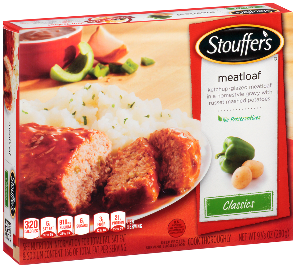 Ewg S Food Scores Frozen Dinners Meatloaf Meatball Meals Products