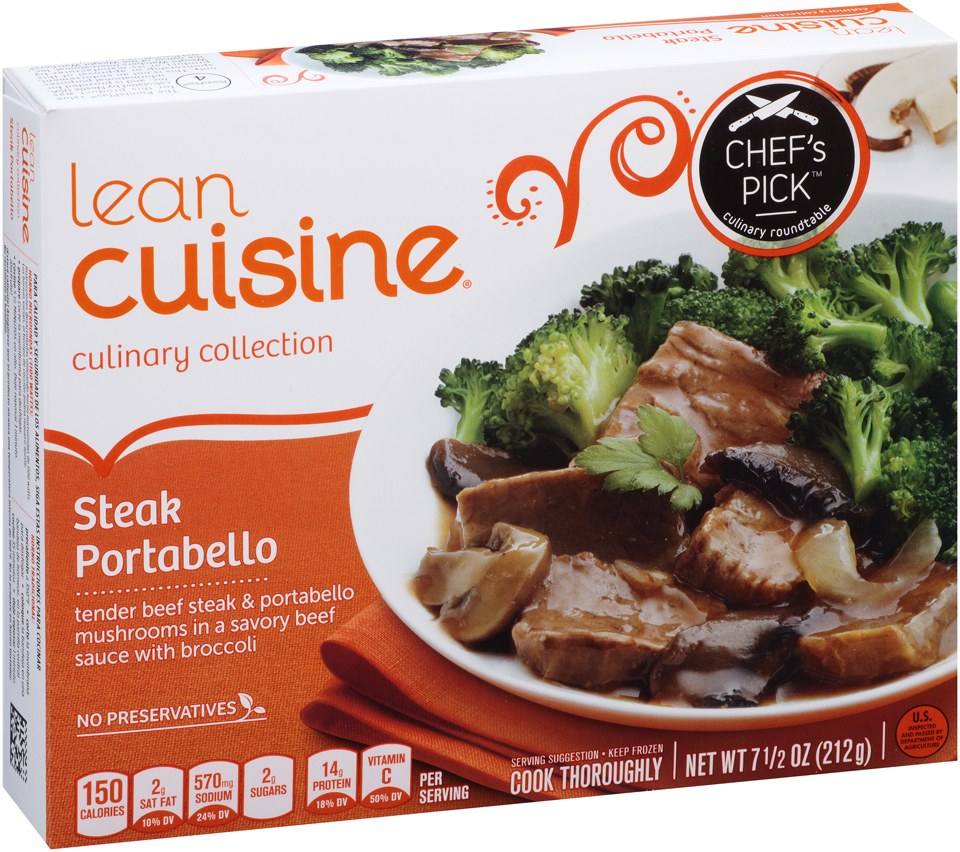Ewg 39 s food scores frozen dinners beef based main dish for Cuisine 5 ingredients
