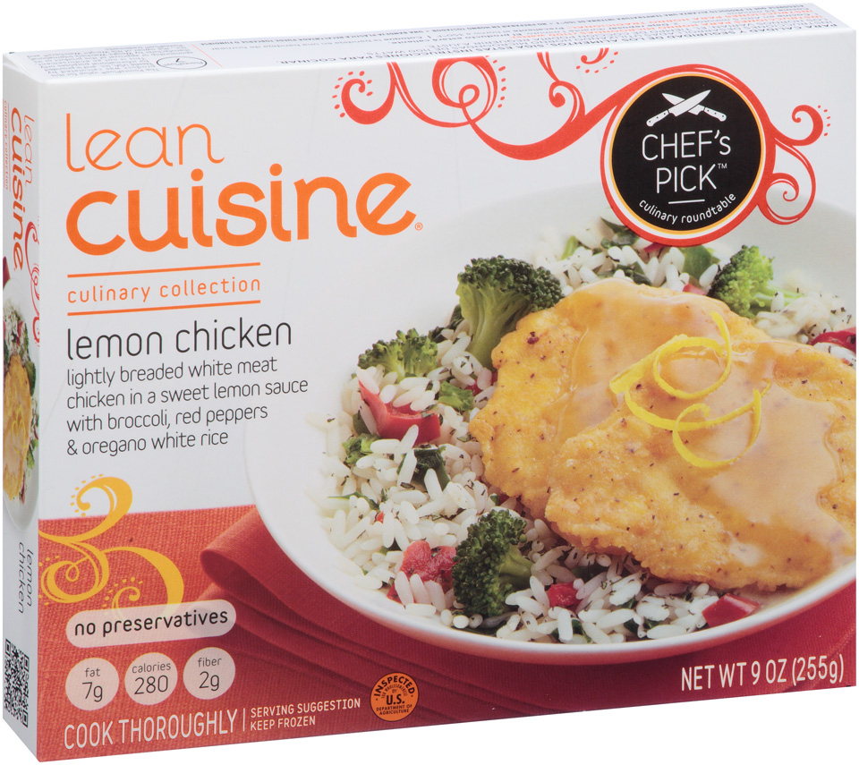 Ewg 39 s food scores frozen dinners chicken based main for Are lean cuisine healthy