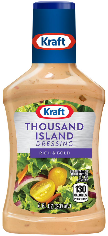 Ewgs Food Scores Kraft Thousand Island Dressing