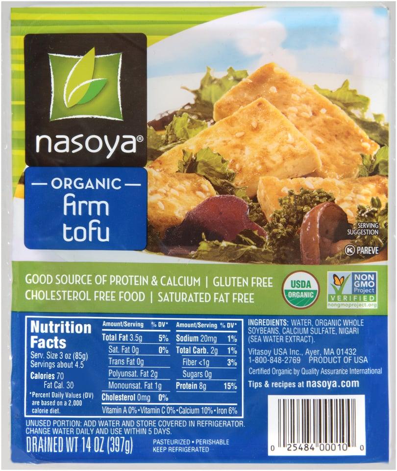 EWG's Food Scores | Tofu & Meat Alternatives Products