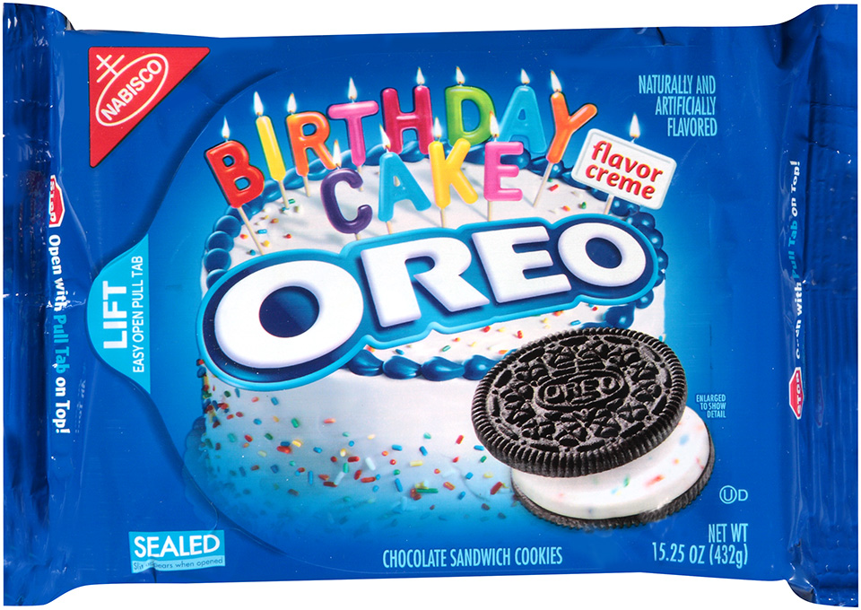 Outstanding Ewgs Food Scores Oreo Oreo Chocolate Sandwich Cookies Birthday Personalised Birthday Cards Petedlily Jamesorg