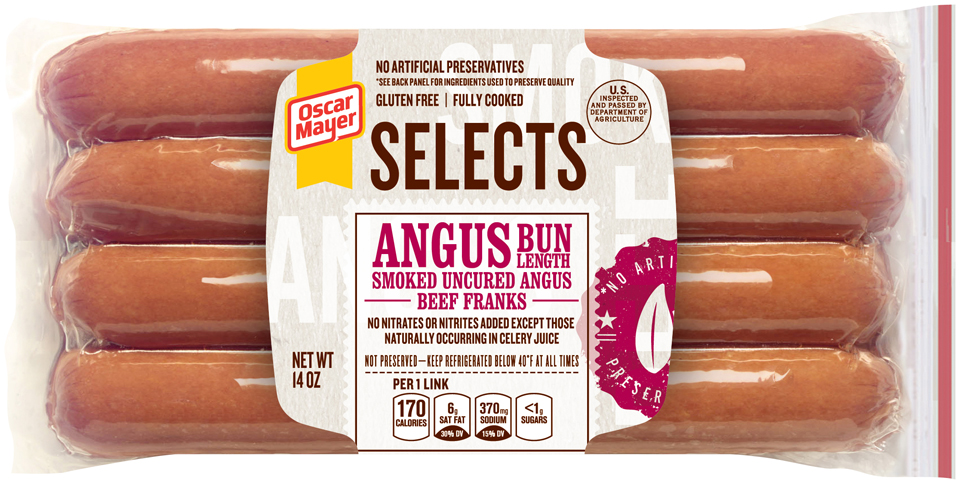 Bacon Hot Dogs Sausage in addition 22309203 additionally Blt Dogs 110596 additionally Bacon Hot Dogs Sausage besides Hot Dog Prep Tips. on oscar mayer smoked franks dogs
