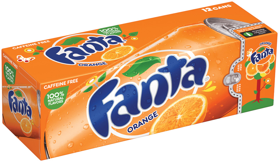 Fanta Pineapple Logo