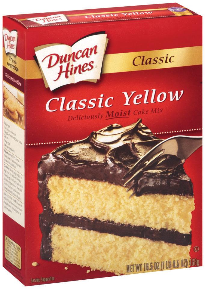 Ewg S Food Scores Baking Mix Cake Mix Products