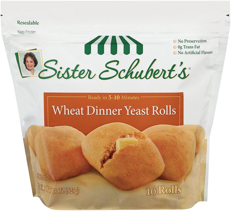 Ewg S Food Scores Sister Schubert S Wheat Dinner Yeast Rolls