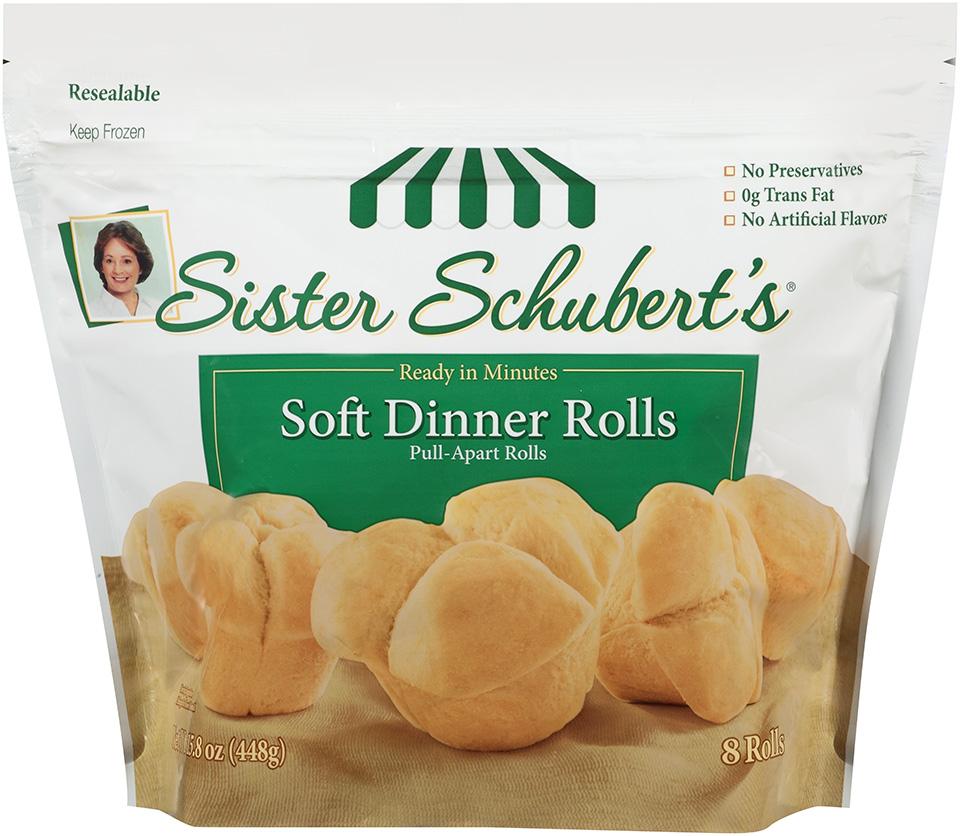 Ewg S Food Scores Sister Schubert S Clover Leaf Dinner Rolls