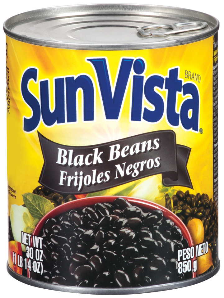 EWG's Food Scores | Sun Vista, Black Beans Frijoles Negros