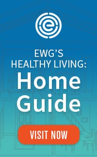 EWG's Healthy Living: Home Guide