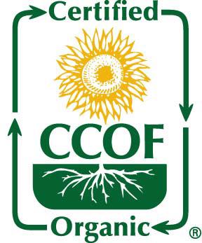 Organic ccof