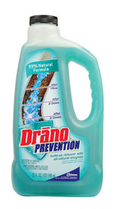 guide to healthy cleaning drano prevention drain care cleaner rating
