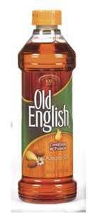 Ewg S Guide To Healthy Cleaning Old English Oil Almond