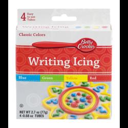 EWG\'s Food Scores | Betty Crocker Classic Colors Writing Icing