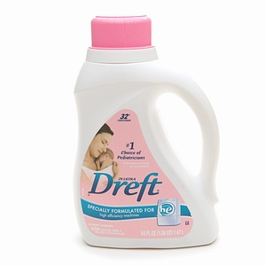 Ewg S Guide To Healthy Cleaning Dreft 2x Ultra Liquid