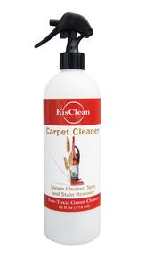 Medium. KisClean Carpet Cleaner