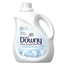 EWG's Guide to Healthy Cleaning | Downy Ultra Liquid Fabric