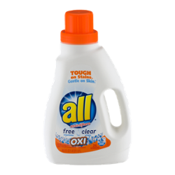 EWG's Guide to Healthy Cleaning | All Oxi Liquid Detergent