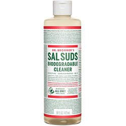Ewg S Guide To Healthy Cleaning Dr Bronner S Sal Suds