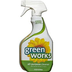 EWGs Guide to Healthy Cleaning Green Works naturally derived all