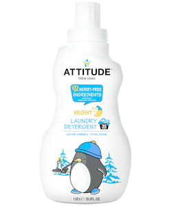 attitude little ones night laundry detergent soothing chamomile