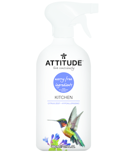 Attitude Kitchen Cleaner Citrus Zest