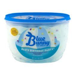 Outstanding Ewgs Food Scores Blue Bunny Cake Frosting Flavored Ice Creams Funny Birthday Cards Online Inifodamsfinfo