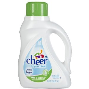Ewg S Guide To Healthy Cleaning Cheer Brightclean Liquid
