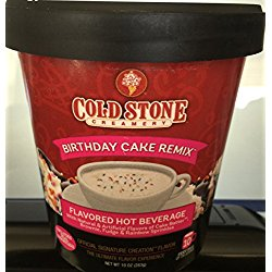 Ewg S Food Scores Cold Stone Creamery Birthday Cake Remix Hot Beverage