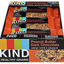 EWG's Food Scores   Kind Granola Bars, Peanut Butter Dark