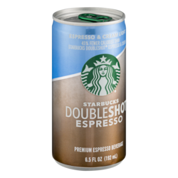 Ewg S Food Scores Starbucks Doubleshot Premium Espresso