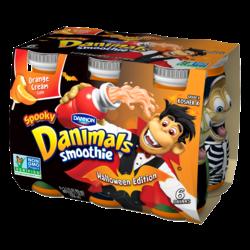 EWG's Food Scores | Dannon Danimals Smoothie, Orange Cream