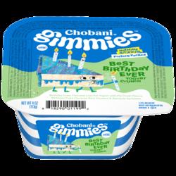 Fine Ewgs Food Scores Chobani Gimmies Birthday Cake Flavored Low Fat Funny Birthday Cards Online Necthendildamsfinfo