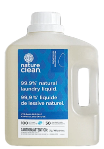Ewg S Guide To Healthy Cleaning Nature Clean Laundry Liquid