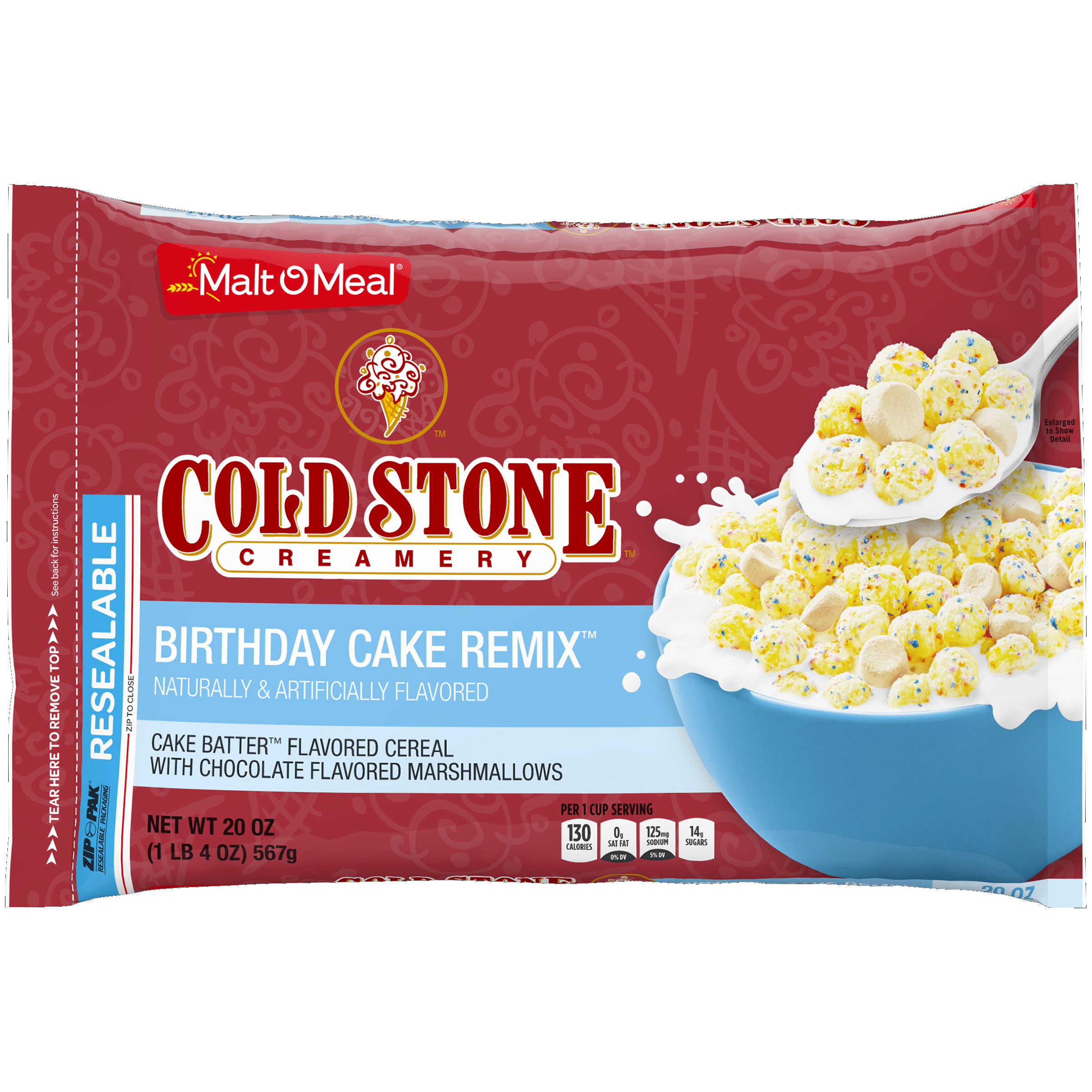 Stupendous Ewgs Food Scores Malt O Meal Cold Stone Creamery Cake Batter Birthday Cards Printable Trancafe Filternl