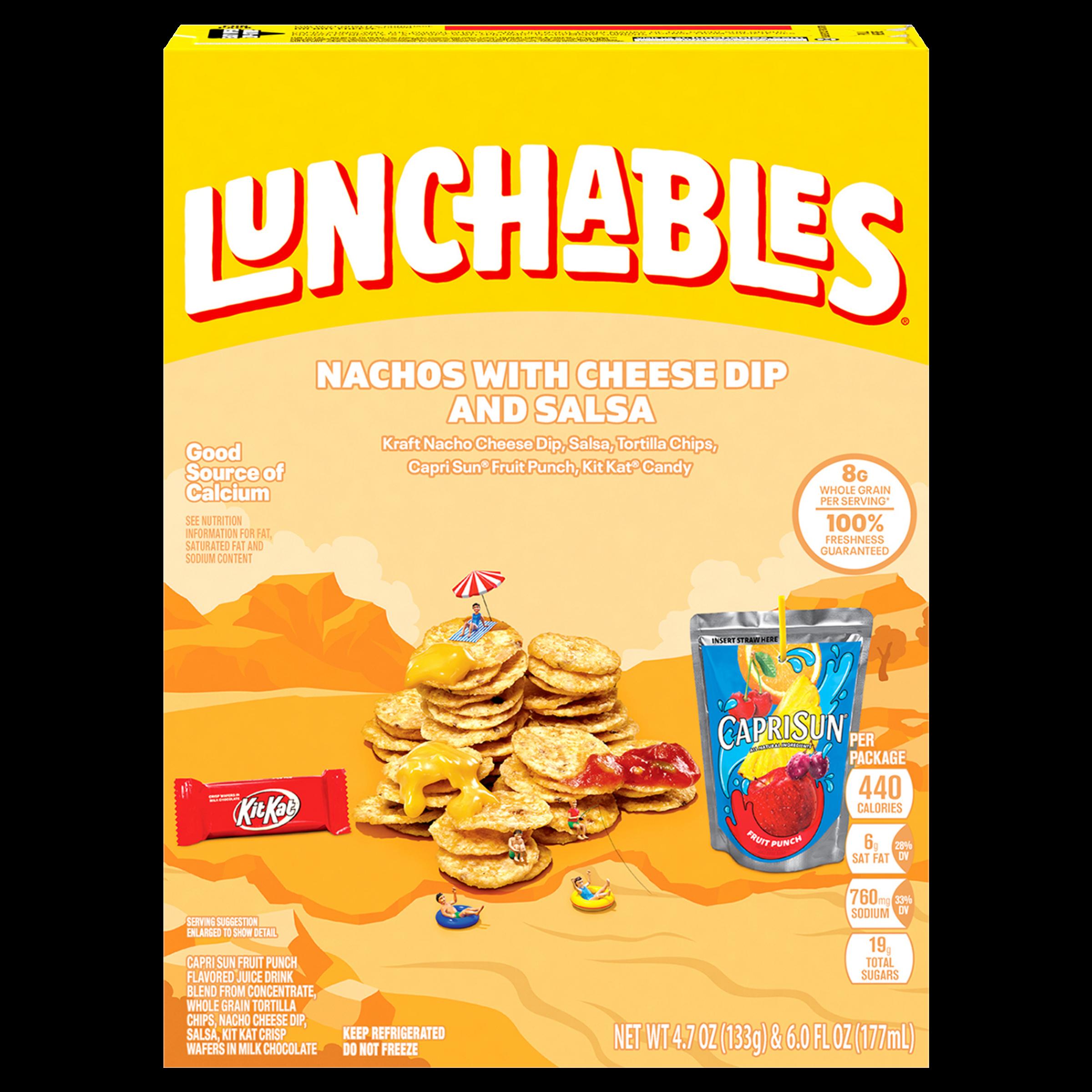 Ewg S Food Scores Lunchables Nachos Cheese Dip Salsa